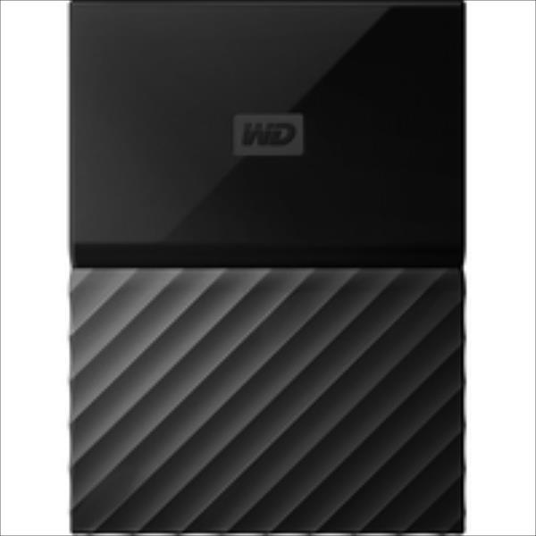 External HDD WD My Passport 2.5'' 4TB USB 3.0 Black Ārējais cietais disks