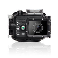 Veho Muvi K-2 Wi-Fi, Full HD, Waterproof Video Kameras