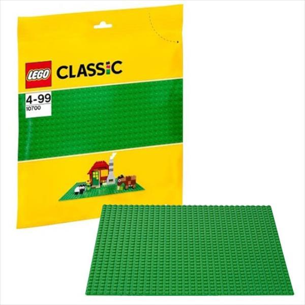 LEGO Green Baseplate 10700 LEGO konstruktors