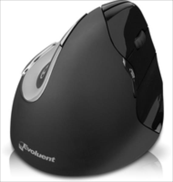 Evoluent VMOUS4RL-MAC Vertical Mouse4 Right Hand Mac Mouse Bluetooth Datora pele