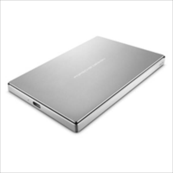 External HDD LaCie Porsche Design Mobile Drive 2TB USB 3.1 Ārējais cietais disks
