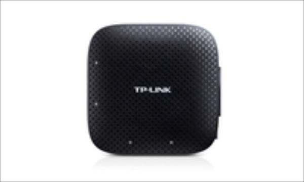 TP-Link UH400 4-port Portable Hub USB 3.0 USB centrmezgli