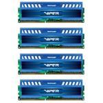 Patriot Viper 3 Sapphire Blue 4x8GB 1600MHz DDR3 CL9 1.5V XMP 1.3 operatīvā atmiņa