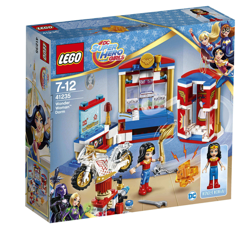 LEGO DC Comics Super Heroes Wonder Woman Dorm 186pcs LEGO konstruktors