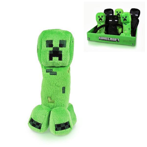 Tm Toys MINECRAFT Plus 20 cm Creeper - MIN16520B bērnu rotaļlieta