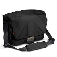 Manfrotto  Unica V Messenger Black soma foto, video aksesuāriem