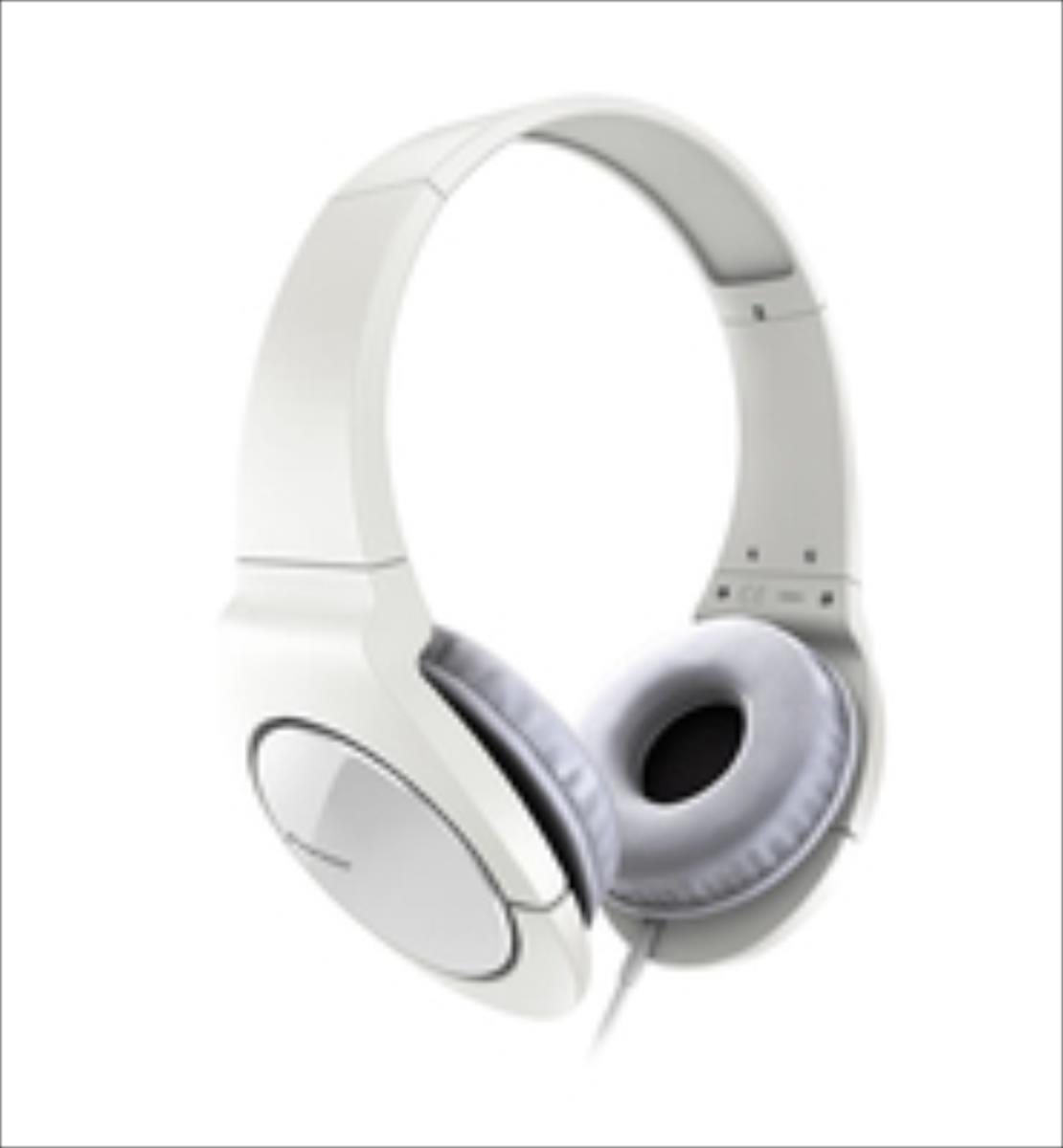 Pioneer SE-MJ721-W White austiņas