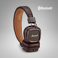 Marshall Major II Bluetooth Brown austiņas