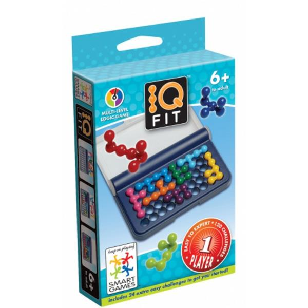 SMART GAMES IQ-Fit galda spēle