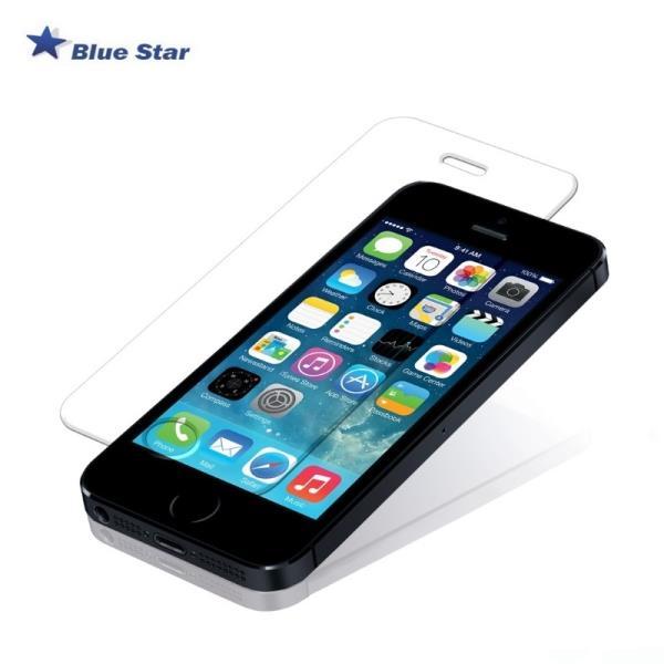 BS Tempered Glass 9H Extra Shock Aizsargplēve-stikls Apple iPhone 5 5S Priekša+Aizmugure (EU Blister) aksesuārs mobilajiem telefoniem