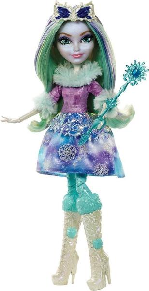 Mattel EVER AFTER HIGH Epic Winter Crystal Winter DKR67 bērnu rotaļlieta