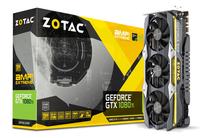 Zotac GeForce GTX 1080Ti AMP  Extreme 11GB video karte