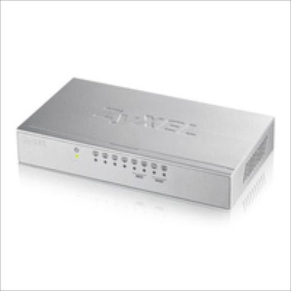 ZyXEL GS-108B V3 8-Port Gigabit Ethernet Switch komutators