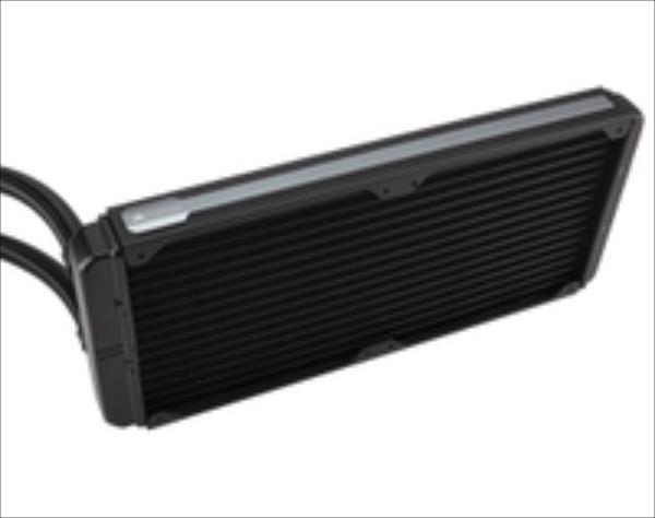 Corsair Hydro Series H100i Extreme Performance CPU Cooler,120mm x120mm x25mm fan ūdens dzesēšanas sistēmas piederumi