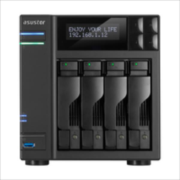 ASUSTOR AS6204T Profi NAS Server - Business