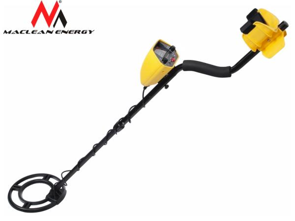 Maclean MCE969 Metal detector with energy discriminator Elektroinstruments