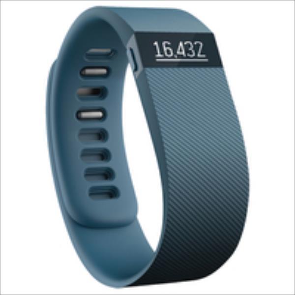 Fitbit FI1001SL CHARGE (LARGE SLATE) sporta pulkstenis, pulsometrs