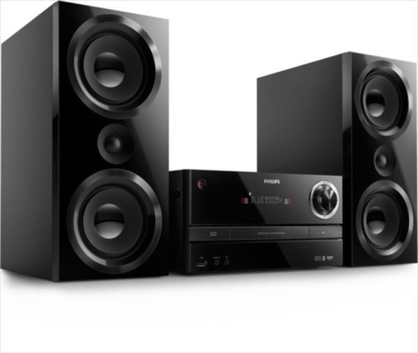 Philips BTM3360 150W Bluetooth mūzikas centrs