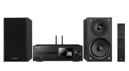 Pioneer X-HM76B-K Black mūzikas centrs
