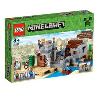 Lego LEGO Minecraft The Desert outpost - 21121 konstruktors