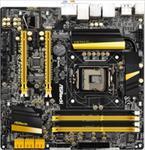 ASROCK Z87M OC FORMULA Socket LGA1150 pamatplate, mātesplate