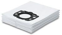 Karcher Fleece Filter Bags 4 pieces for MV 4/5/6 Series aksesuārs putekļsūcējam