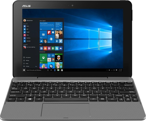 ASUS Transformer Book T101HA-GR030T 2-in-1 Notebook Tablet PC 10.1 Zoll HD x5-Z8350 4GB 128GB eMMC Portatīvais dators