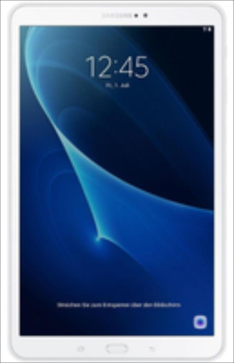Samsung Galaxy Tab A T580 White Planšetdators