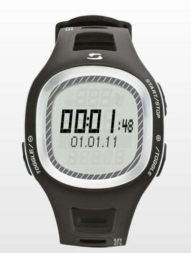Sigma Sport PC 10.11 grey sporta pulkstenis, pulsometrs