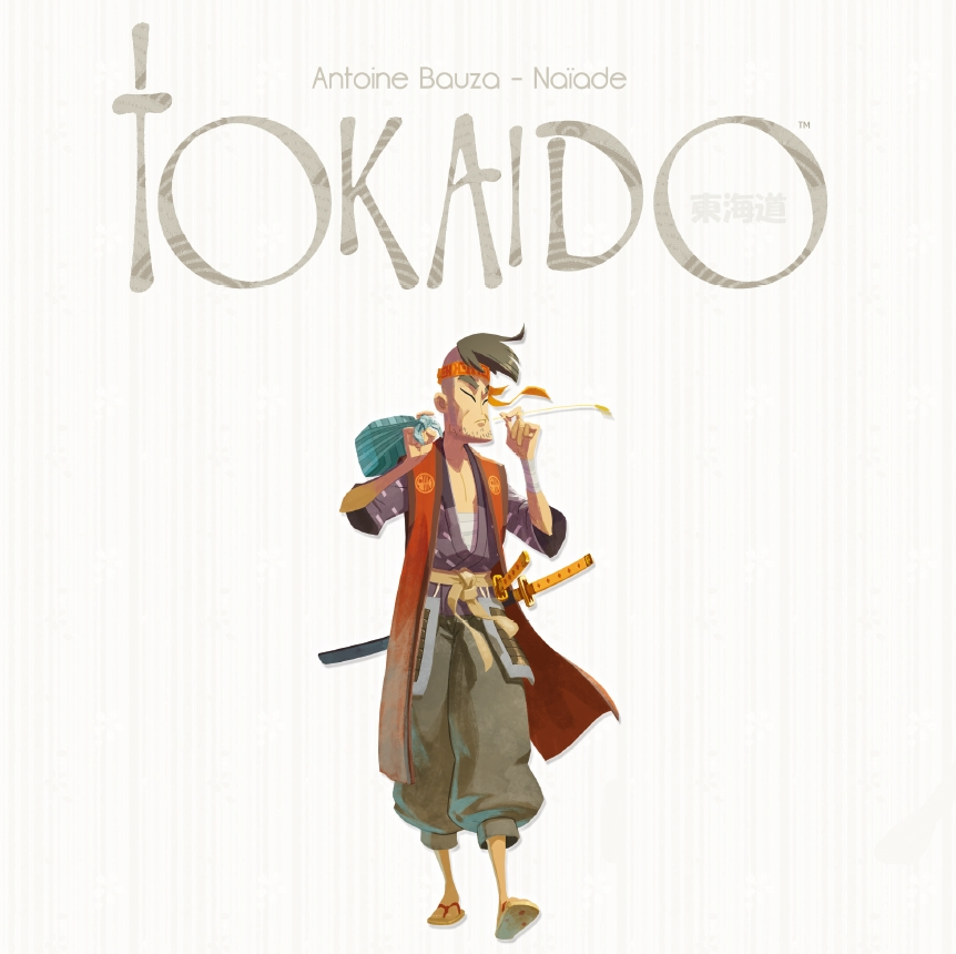 Hobbity.Eu Tokaido Deluxe - 6321 galda spēle