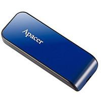 Apacer AH334 8GB USB2.0 Zils USB Flash atmiņa