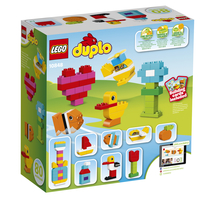 LEGO DUPLO 10848 My First Bricks konstruktors