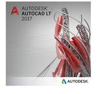 AutoCAD LT 2017 1Y Sub. ELD Win 057I1-WW8695-T54 programmatūra