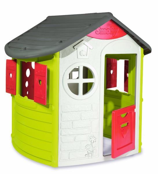 Smoby  Jura - 7600310263 Rotaļu mājas un slidkalniņi