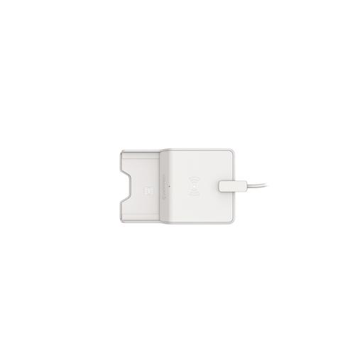 CHERRY TC 1300 Contact and Contactless Smart Card Terminal grey - JT-0300WB-0 karšu lasītājs