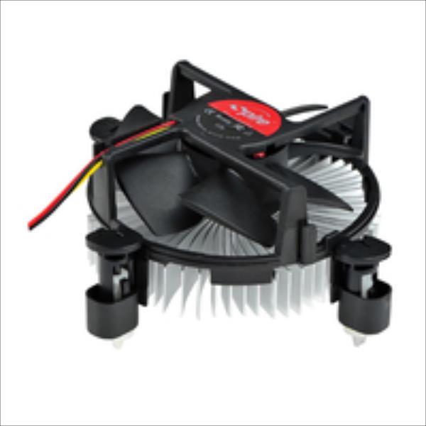 Spire STARFLOW, 2500RPM, sleeve bearing, 775/1150/1155/1156 dzesētājs, ventilators