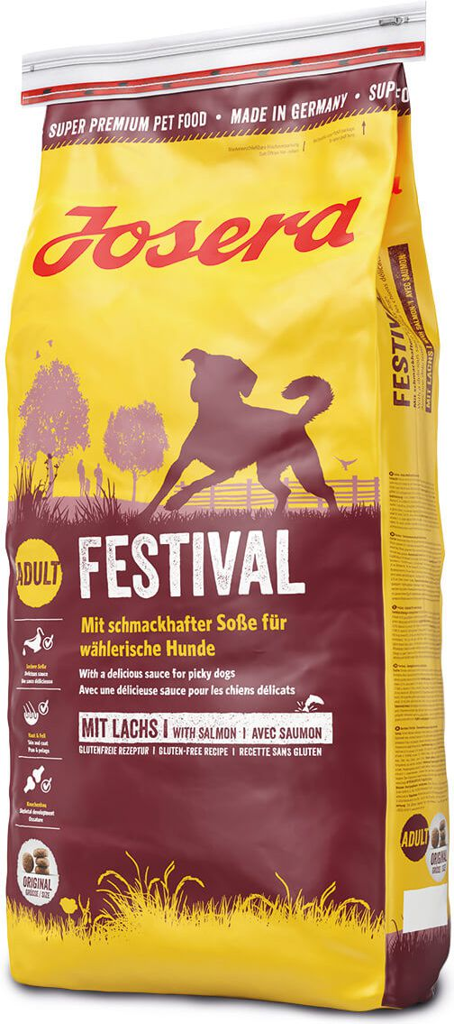 JOSERA Festival Adult - 15 kg barība suņiem