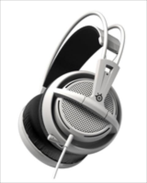 SteelSeries Siberia 200 gaming White austiņas