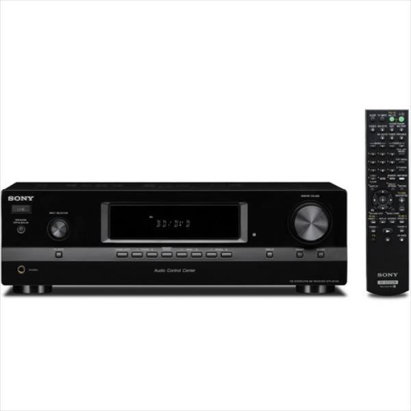 Sony STR-DH130 Black resīveris