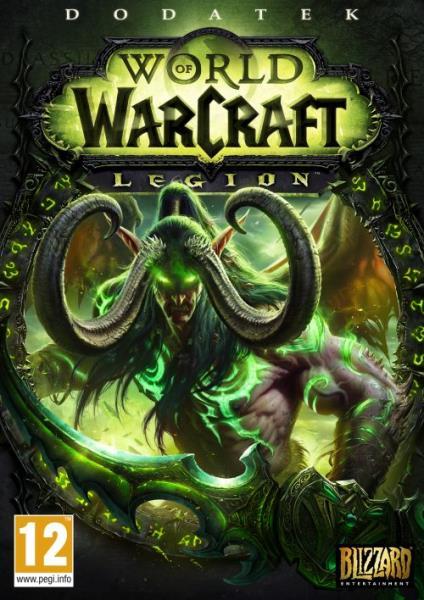 Blizzard Entertainment World of Warcraft: Legion PC spēle