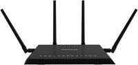 Netgear AC2600 Nighthawk X4S SMART WiFi Router Dual-Band Quad-Stream GbE (R7800) WiFi Rūteris
