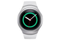 SAMSUNG Gear S2 White/Silver Viedais pulkstenis, smartwatch