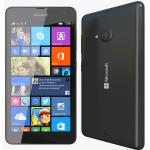 Microsoft Lumia 535 Windows Phone Dual black Mobilais Telefons