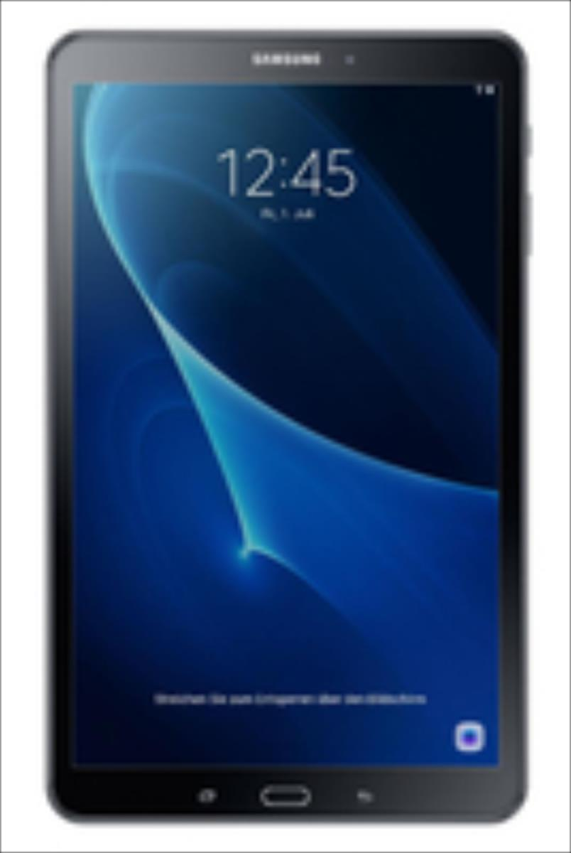 Samsung Galaxy Tab A T580 Black Planšetdators