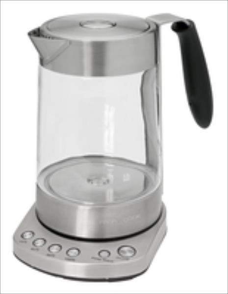 ProfiCook PC-WKS 1020 Tea Kettle, Glass/Inox Elektriskā Tējkanna