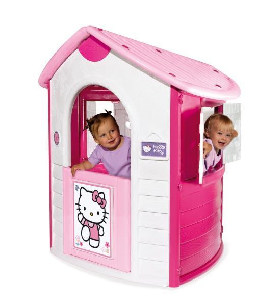 Smoby Hello Kitty Rotaļu mājas un slidkalniņi