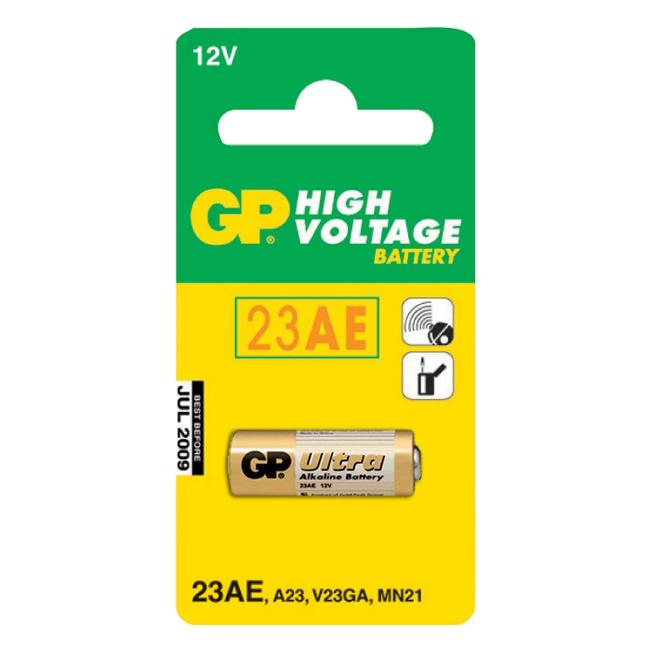 GP 12 V 23AE Baterija