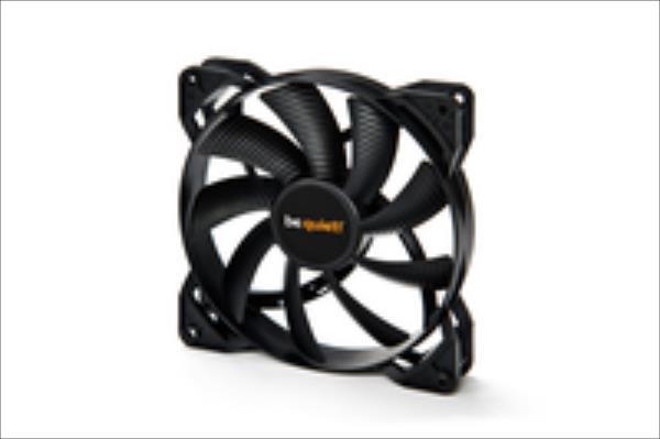be quiet! Pure Wings 2 120mm PWM fan, 18,5 dBA dzesētājs, ventilators