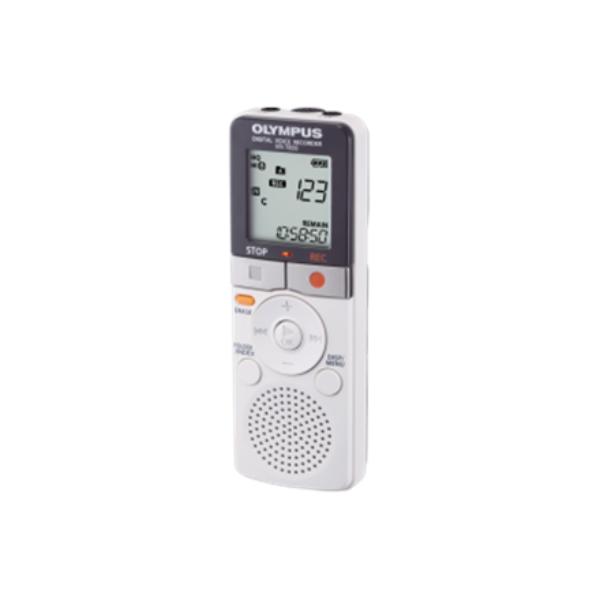 Olympus VN-7800 Digital Voice Recorder, 4GB internal memo, non PC model, inc. Batteries and Case diktafons
