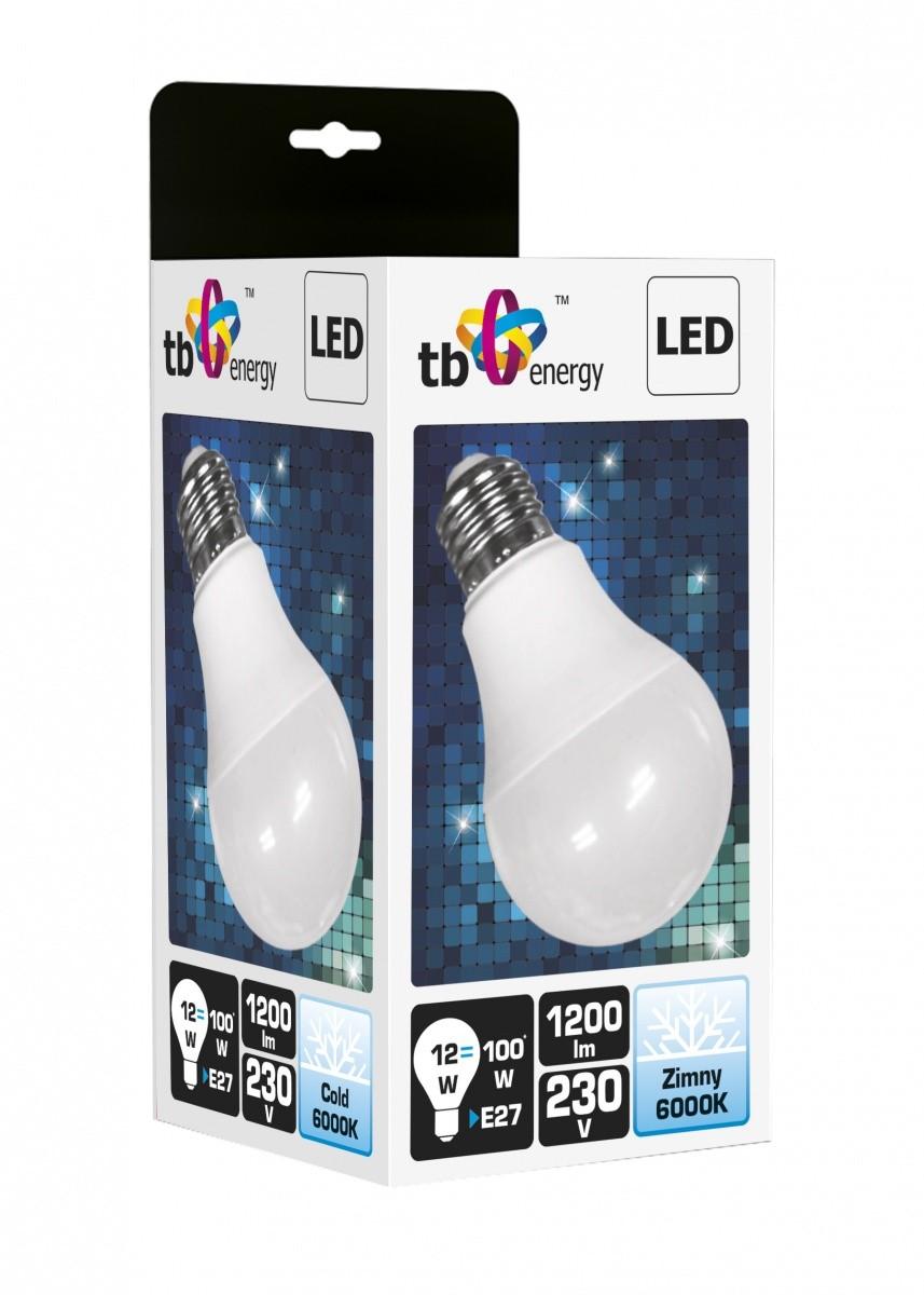 TB Energy LED TB Energy E27 230V 12W apgaismes ķermenis